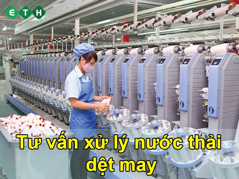 tu van xu ly nuoc thai det may